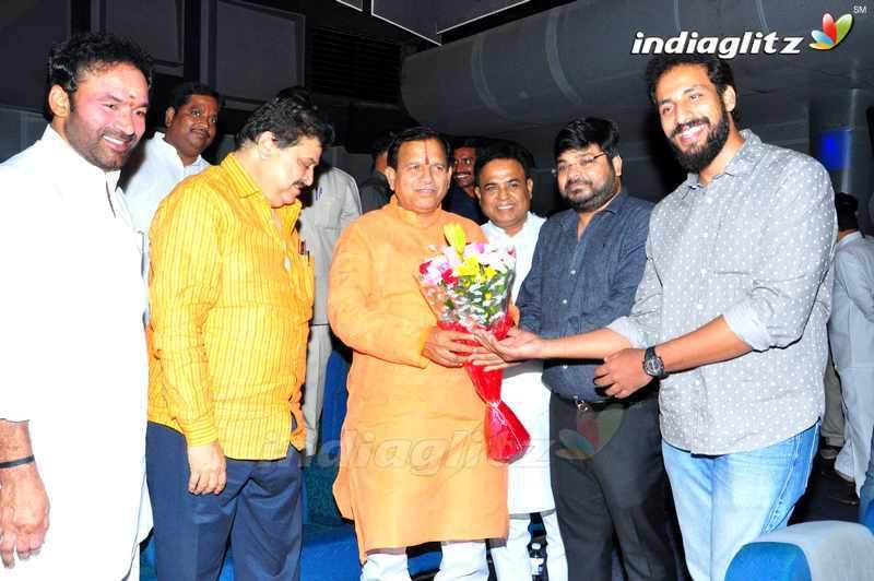 BJP Leaders Watch 'Goodachari'