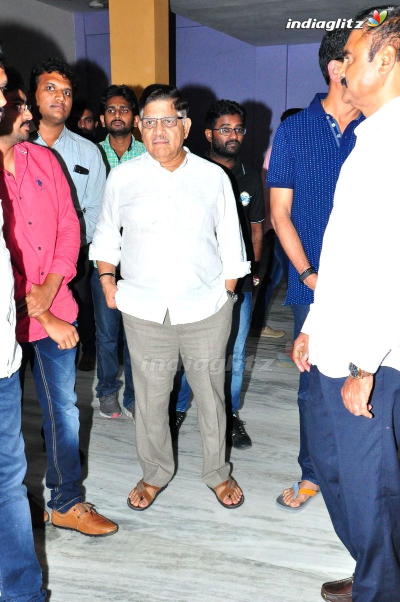 Chiranjeevi Watches Vijetha Special Show