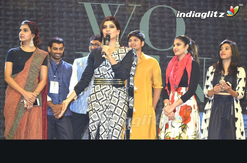 Celebrities at Woven 2017 Fashion Show
