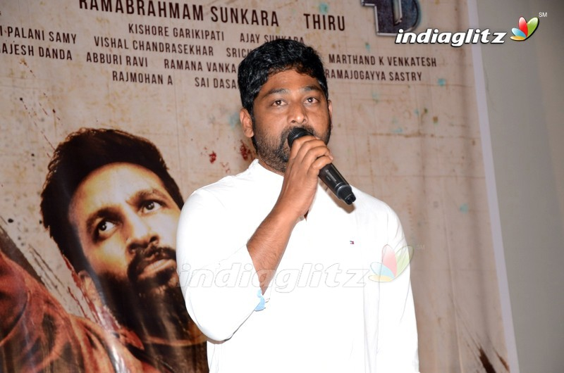 'Chanakya' Press Meet