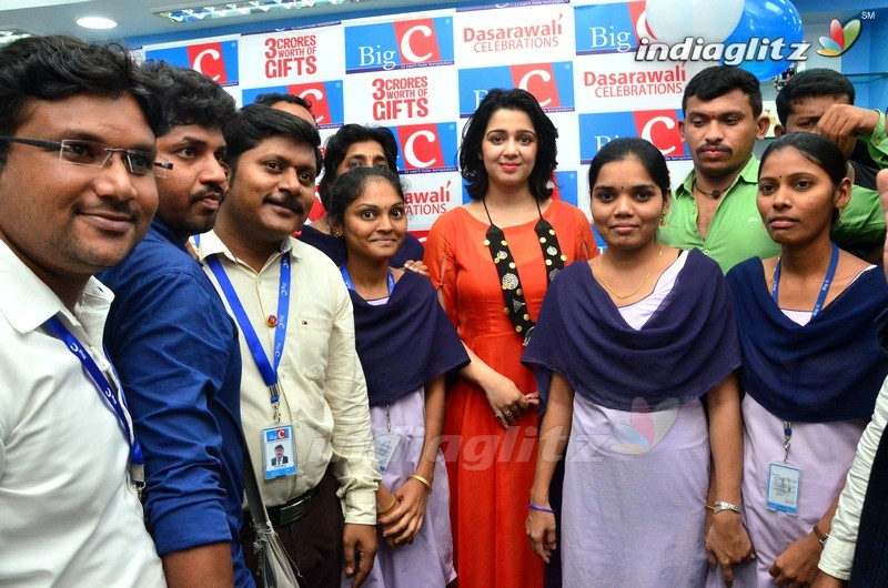 Events - Charmme Big C Dasarawali Lucky Draw At Vijayawada