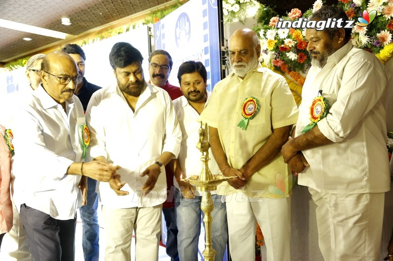 Chiranjeevi @ Directors Day Celebrations