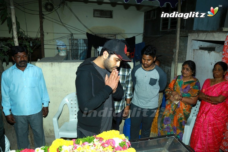 Celebs Pay Tribute To Pasupuleti Rama Rao