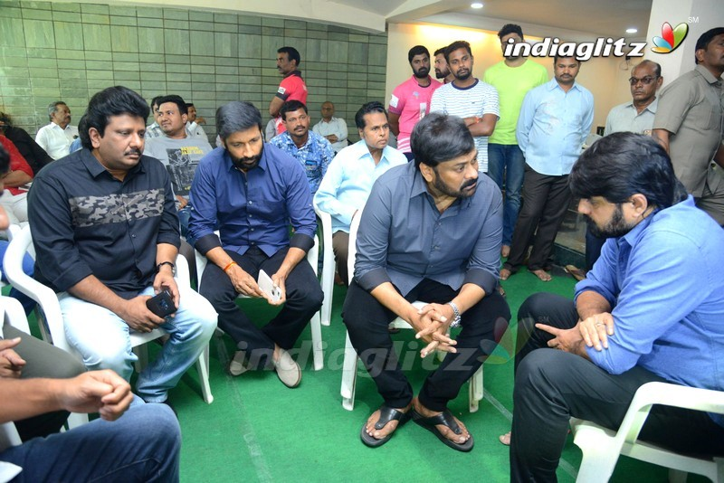 Celebs Pay Homage To Srikanth Father
