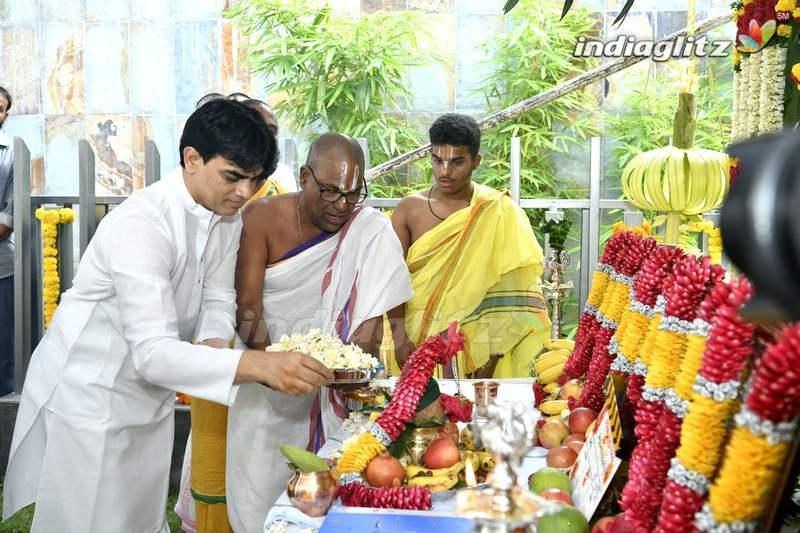 Chiranjeevi - Koratala Siva's Movie Launched