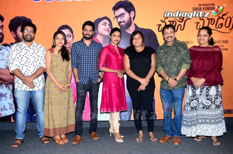 'Choosi Choodangaane' Thanks Meet