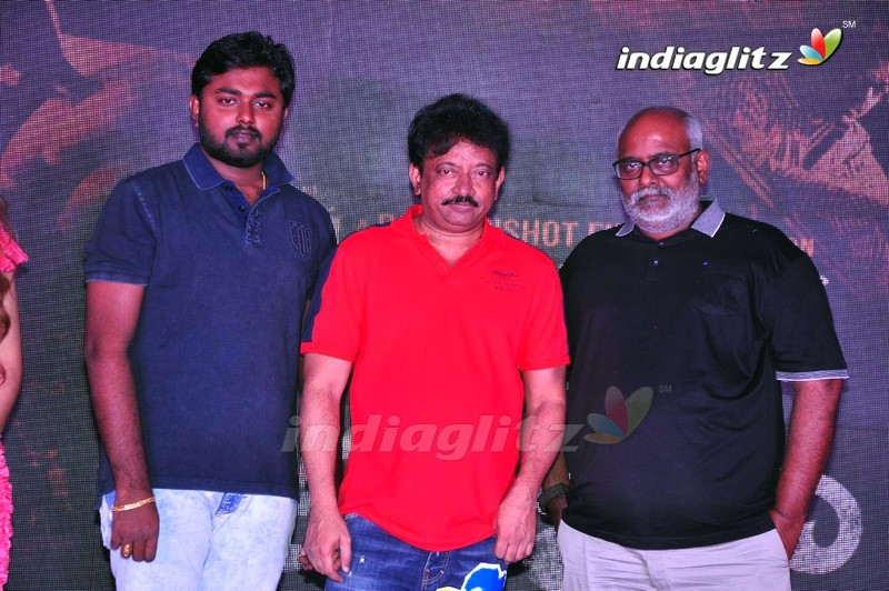 RGV's 'Cobra' First Look Launch
