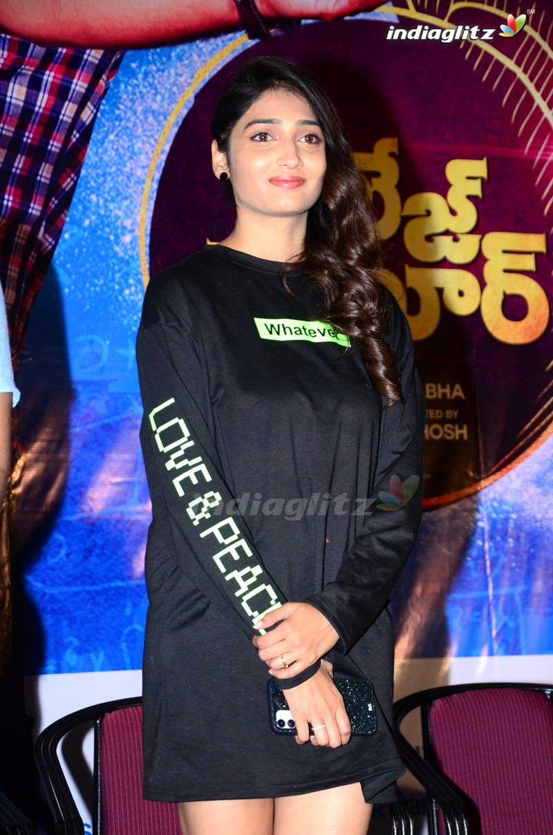 'College Kumar' Trailer Launch