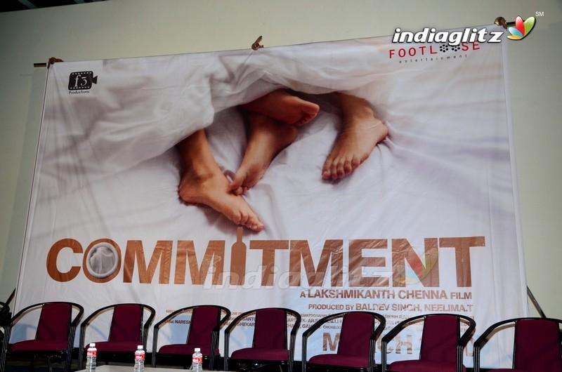'Commitment' Logo Launch