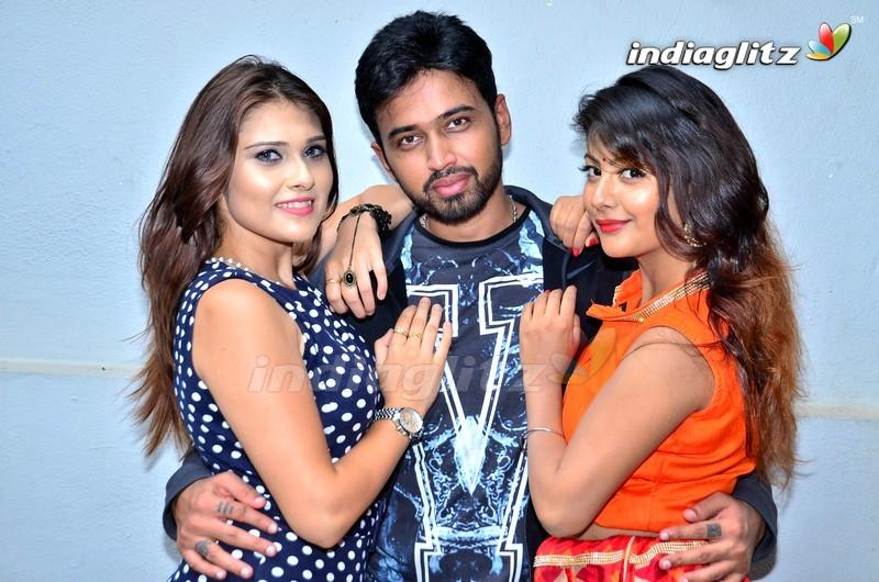 'Darpanam' Movie Launch