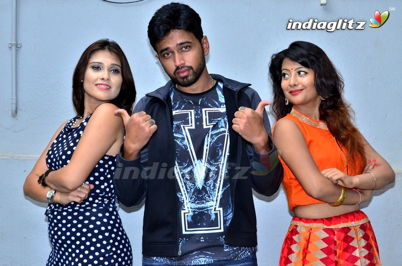 'Darpanam' Movie Launch