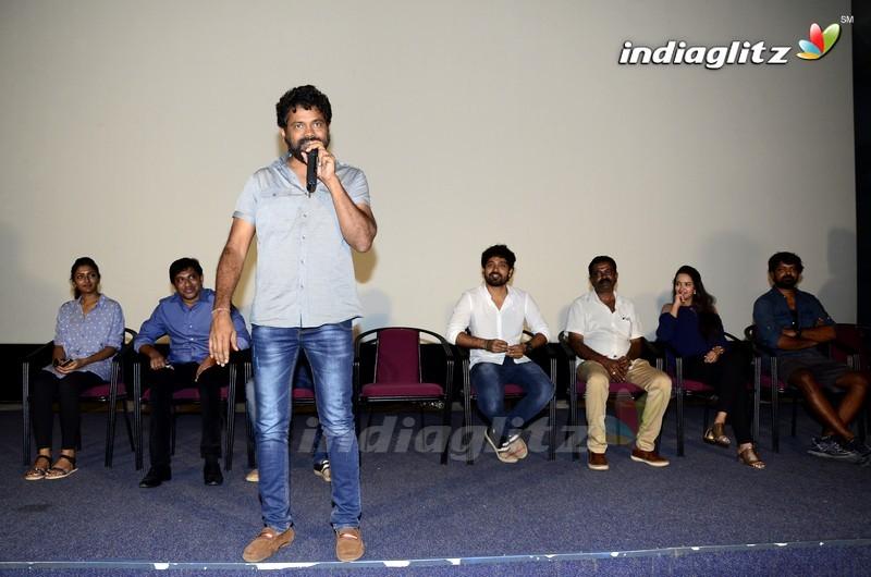 'Darshakudu' Show Press Meet