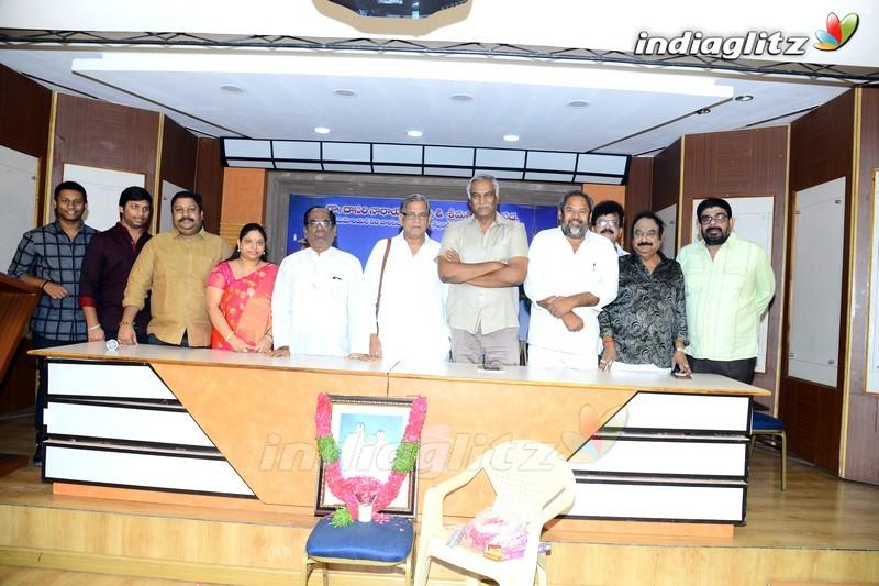 Dasari Memorial Educational Scholorships Presentation