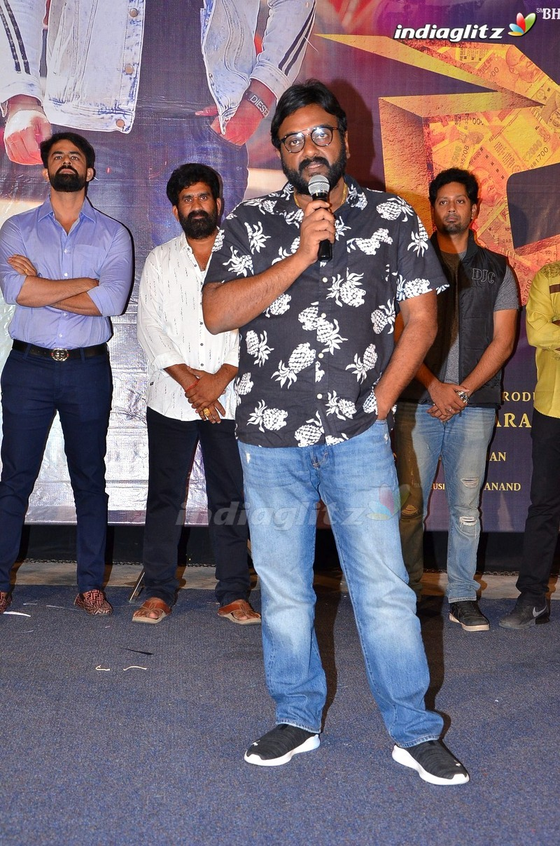 'Dhamki' Teaser Launch