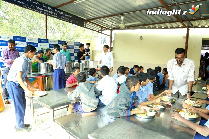 Dil Raju Birthday Celebrations At Ashray Akruti