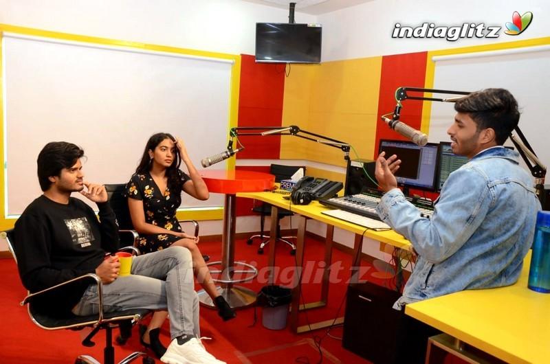 'Dorasani' Kallallo Kalavaramai Song Launch @ Radio Mirchi