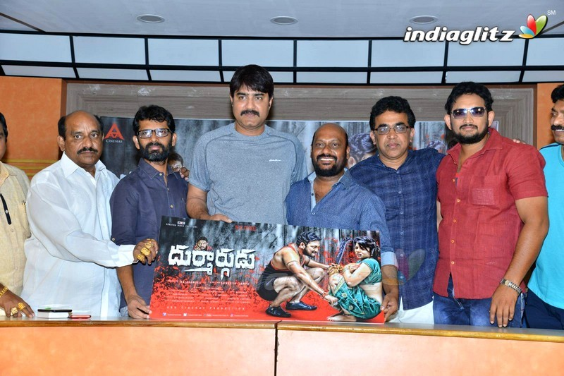 'Durmargudu' Press Meet