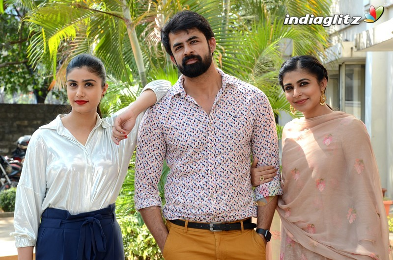 'Edhureetha' Teaser Launch