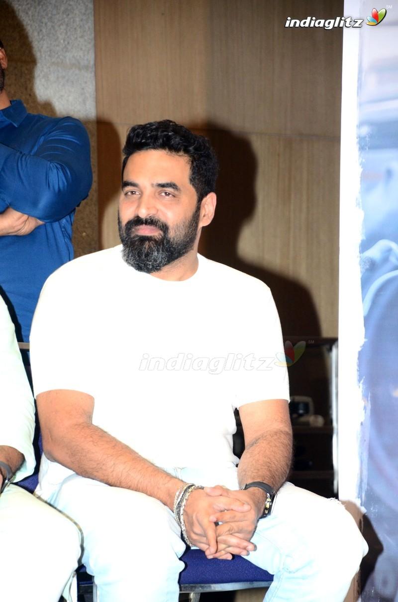 'Entha Manchivaadavuraa' Press Meet