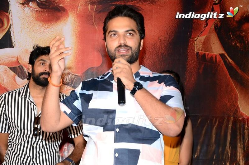 'Falaknuma Das' Success Meet