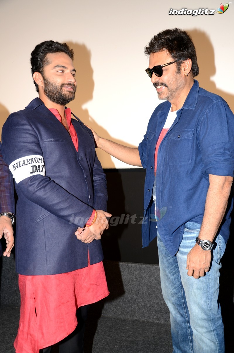 'Falaknuma Das' Trailer Launch