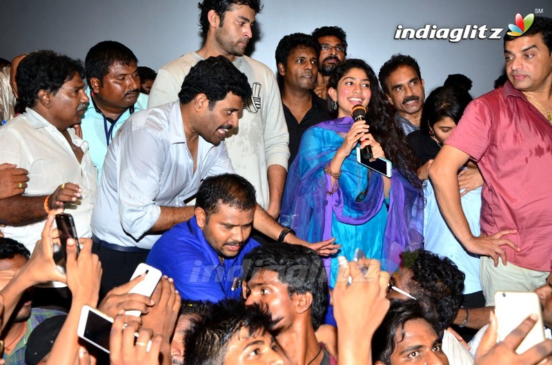 'Fidaa' Success Tour At Nellore