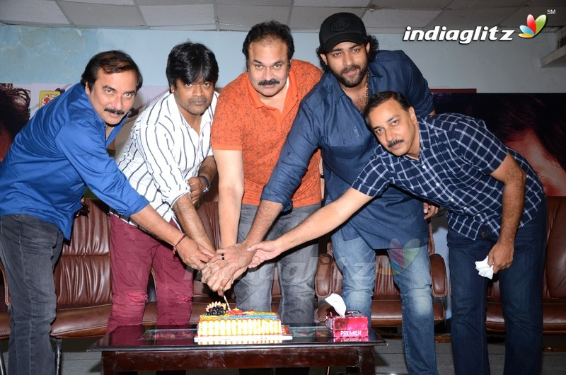 'Gaddalakonda Ganesh' Success Celebrations