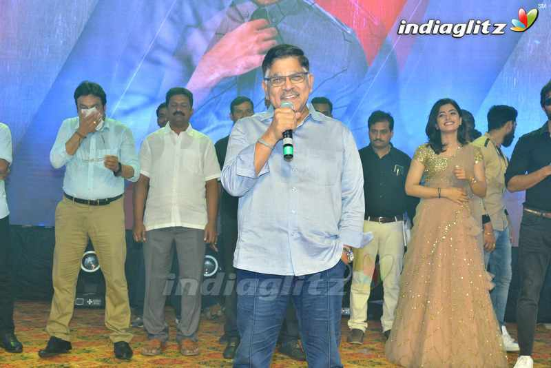 'Geetha Govindam' Pre Release Function