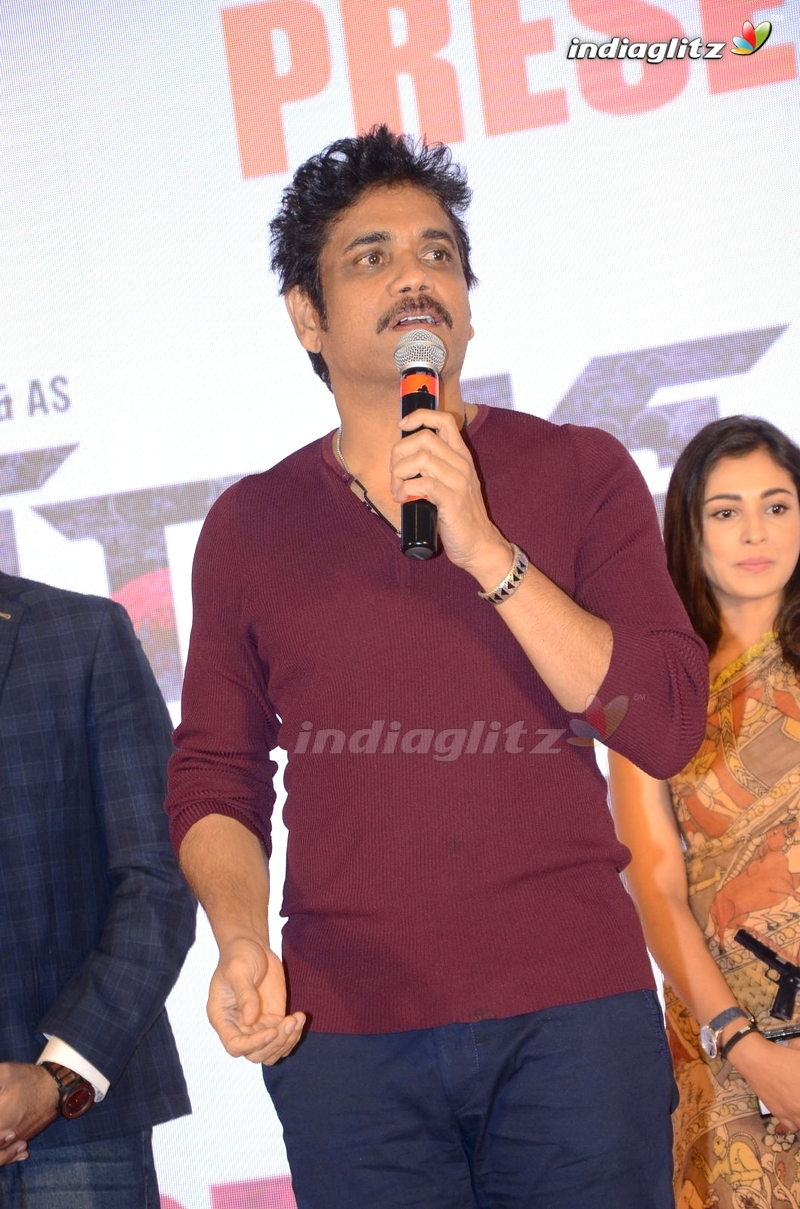 'Goodachari' Success Meet