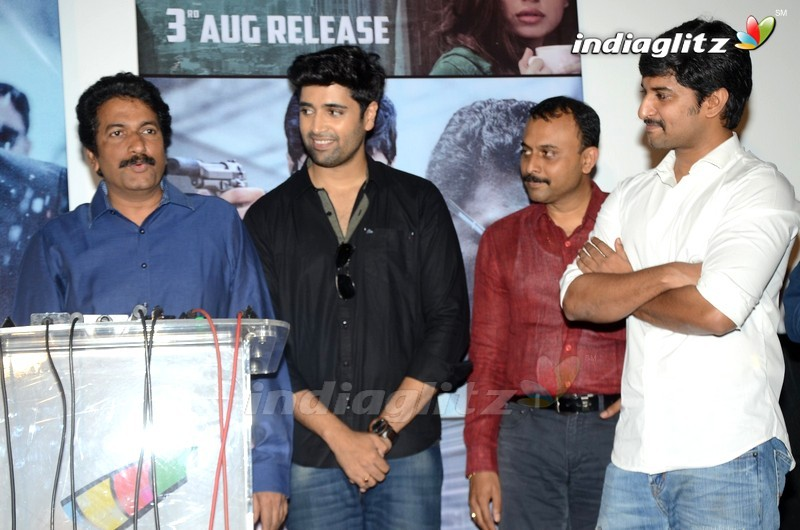 'Goodachari' Trailer Launch