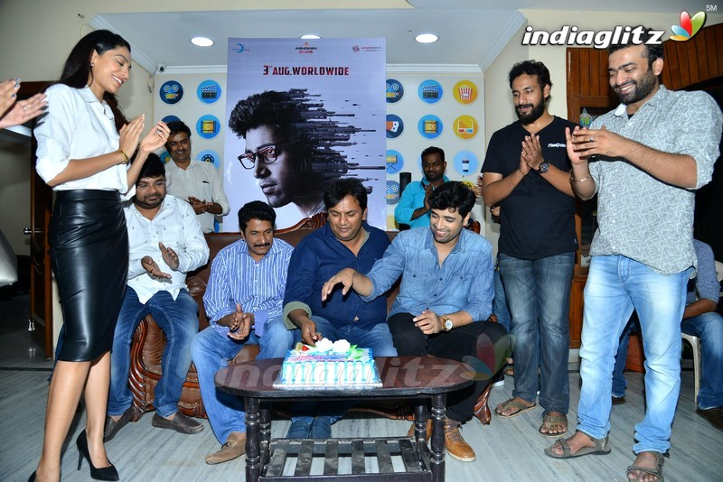 'Goodachari' Success Celebrations
