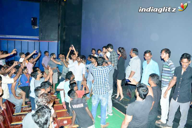 'Goodachari' Success Tour @ Gajuwaka, Srikakulam, Vijaynagaram And Vizag