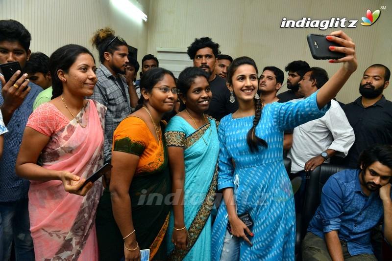 'Happy Wedding' Team at SIMS Dental College Guntur