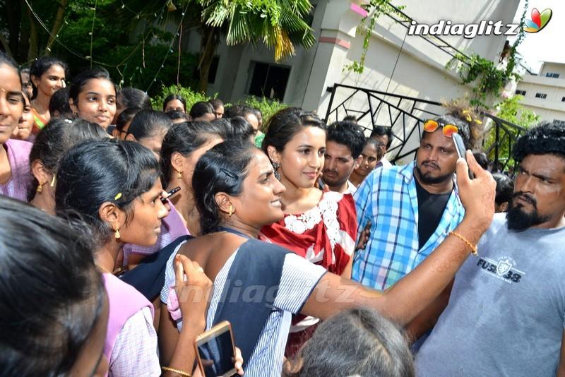 'Happy Wedding' Team @ Giet College, Rajahmundry And Kiet College , Kakinada