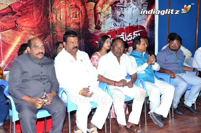 'Hello Madam' Poster Launch
