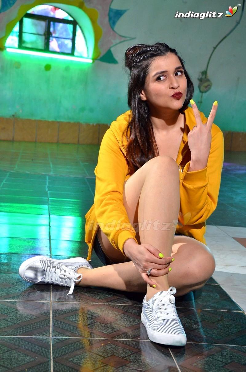 Amma Rajasekhar's 'Hi 5' Shooting Coverage
