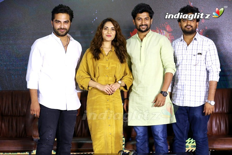 'HIT' Press Meet