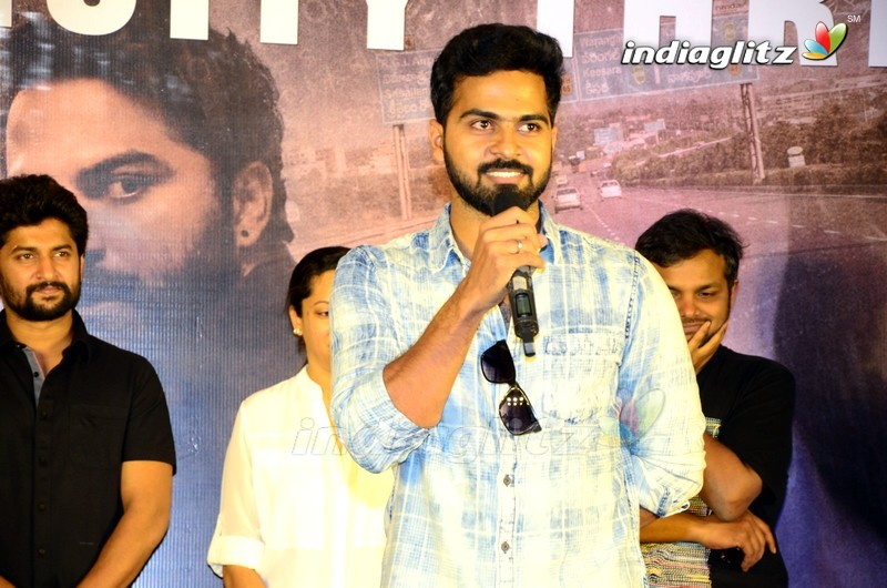 'HIT' Success Meet
