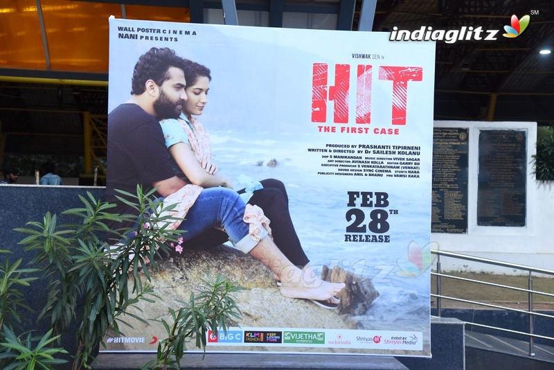 'HIT' Pre Release In Vizag