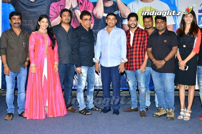 'Husharu' Press Meet