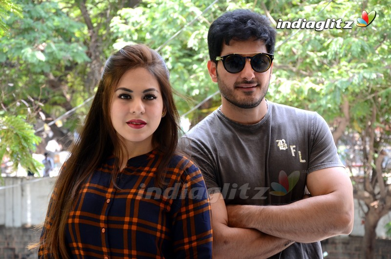 'Hyderabad Nawabs 2' Press Meet