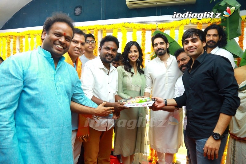 'Ichata Vahanamulu Niluparadu' Movie Launch