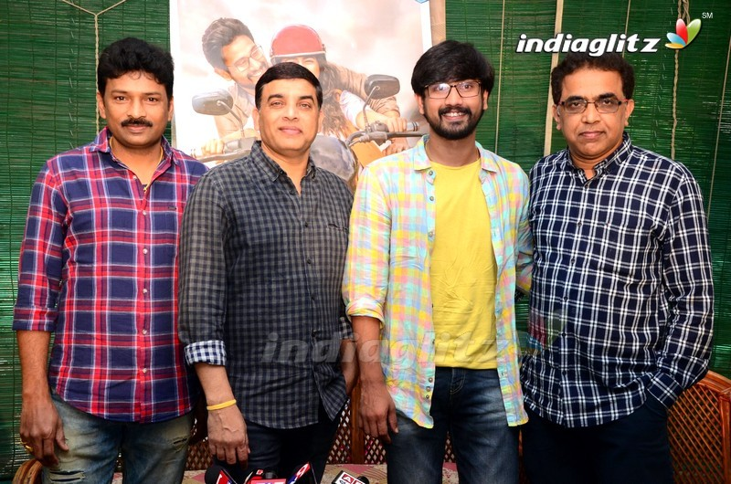 'Iddari Lokam Okate' Press Meet