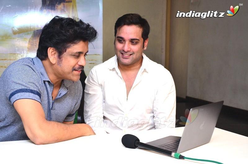 Nagarjuna Launches Tarun's 'Idhi Naa Love Story' Teaser
