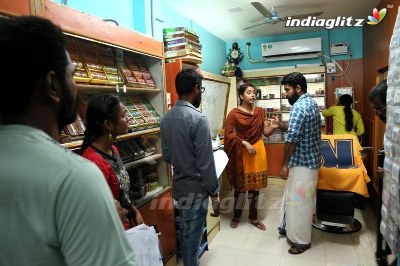 'Indrasena' On Location