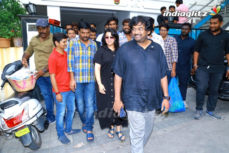 'ismart Shankar' Success Celebrations