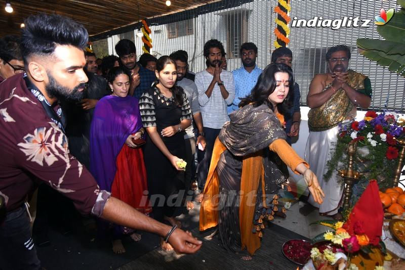 Events'ismart Shankar' Movie Launch