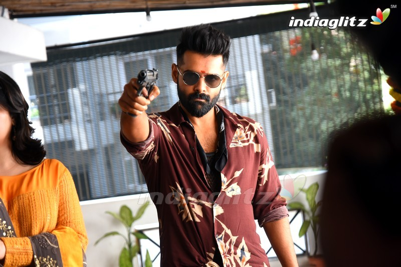 Events Ismart Shankar Movie Launch Movie Launch And
