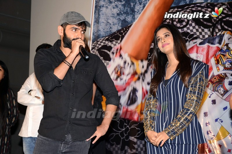 'ismart Shankar' Press Meet
