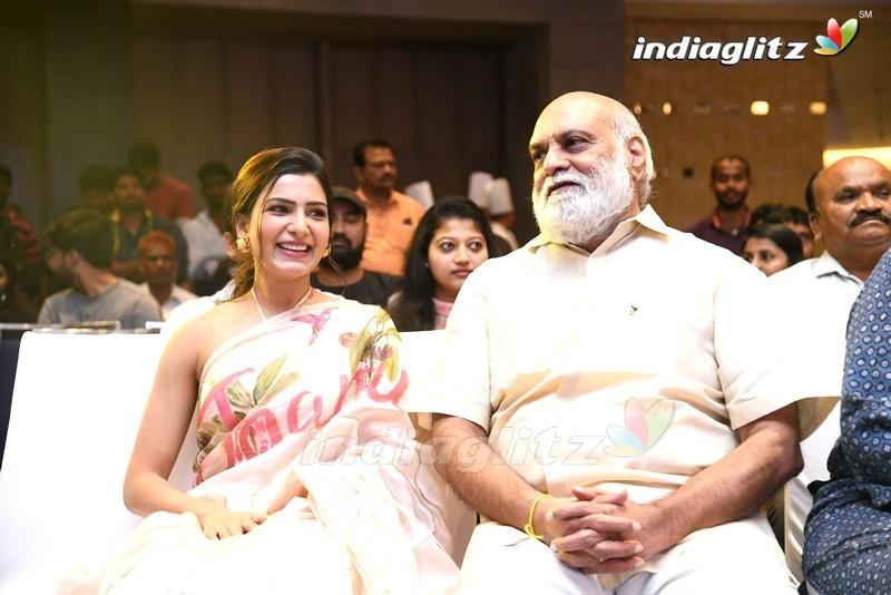 'Jaanu' Thanks Meet